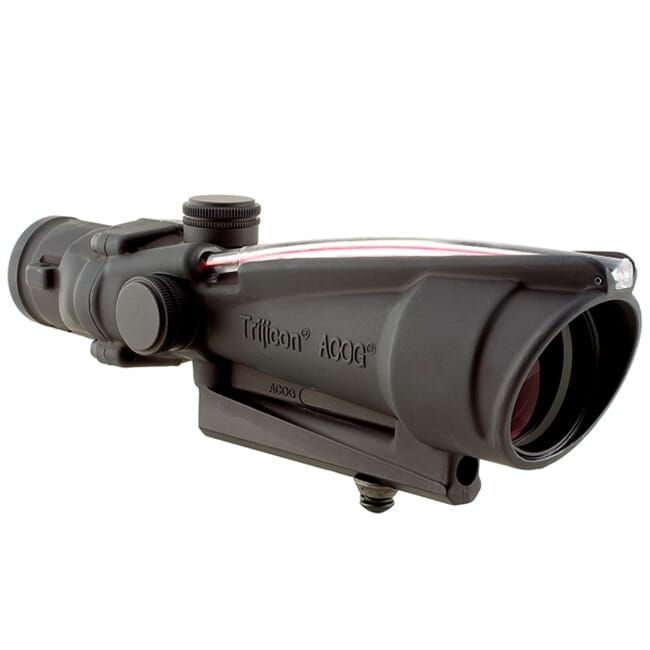 Trijicon TA11C ACOG 3.5x35 Dual Illum Red Donut 308 Ballistic Reticle - Trijicon ACOG