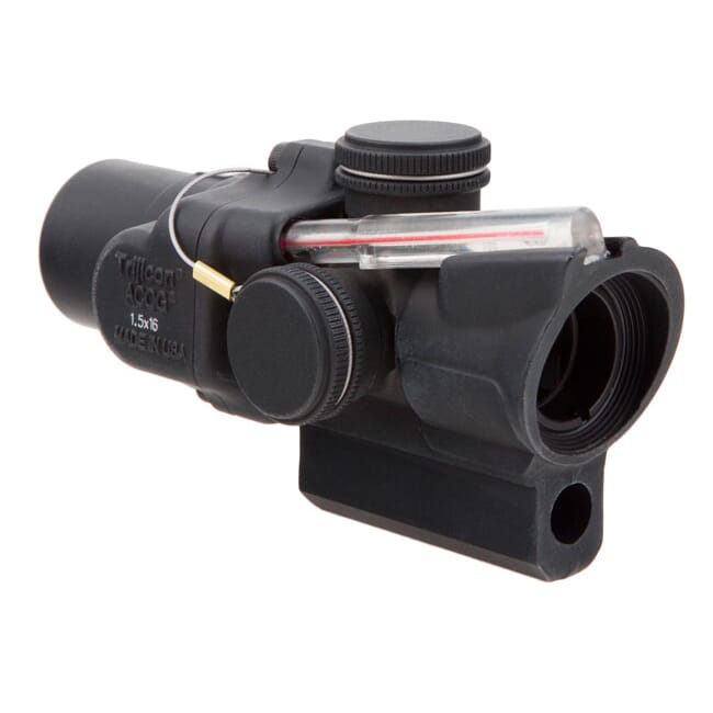 Trijicon 1.5x16S ACOG Red Ring & 2 MOA Center Dot 400141