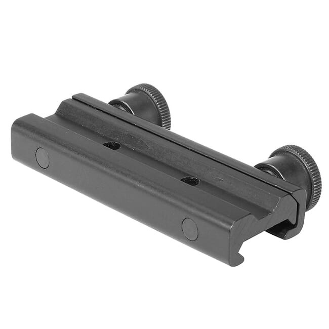 Trijicon TA51W ACOG Weaver Adapter with Colt style Thumbscrews - Trijicon ACOG