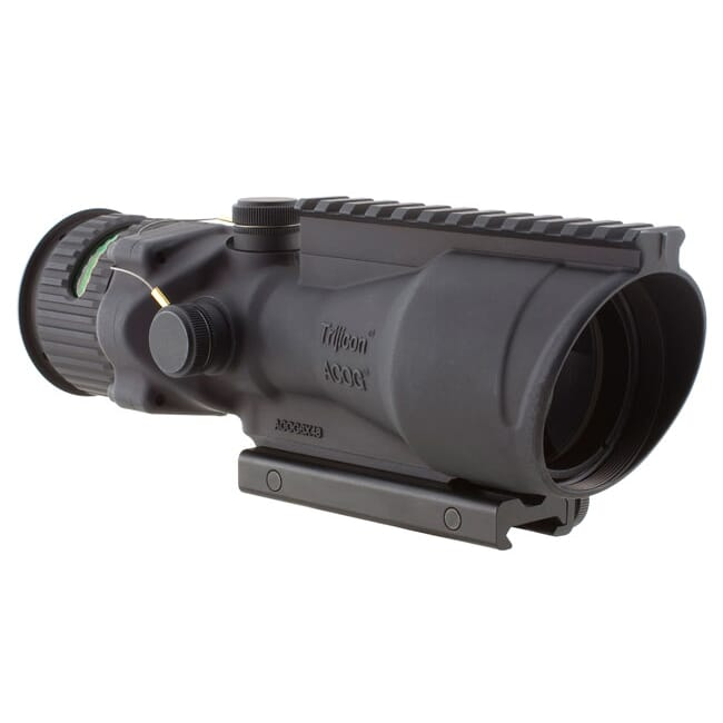 Trijicon TA648-G ACOG 6x48 Dual Illum Green Chevron 223 Ballistic Reticle w/ TA75 mount TA648-G