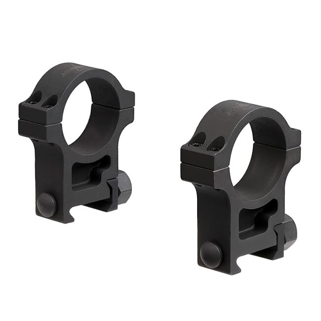 Trijicon 30mm Riflescope Extra High Steel Rings