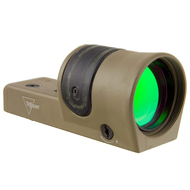 Trijicon 1x42 FDE Reflex Sight RX34-C-800094