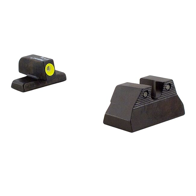 Trijicon H&K USPC HD Night Sight Yellow HK108Y