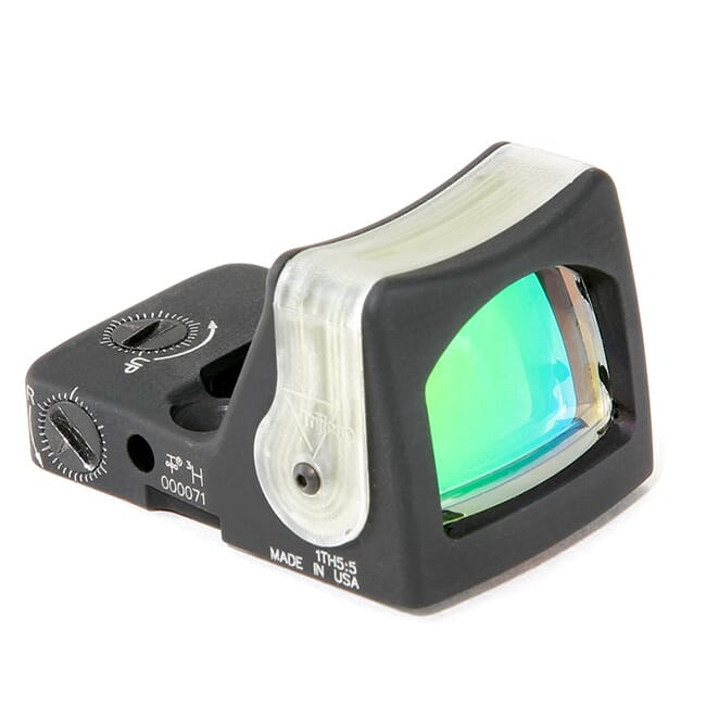 Trijicon RMR Dual Illuminated Sight - 9.0 MOA Green Dot RM05G