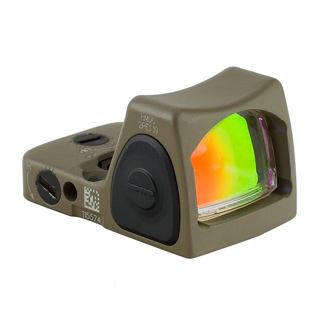 Trijicon 6.5 Adj Red RMR Type 2 - CK FDE RM07-C-700717