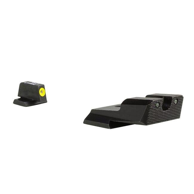 Trijicon HD XR Night Sight Yellow S&W Shield, .40, .45 & 9mm