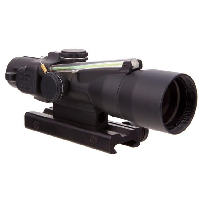 Trijicon 3x30 ACOG Green Horseshoe/ Dot 7.62x39/123gr 400126