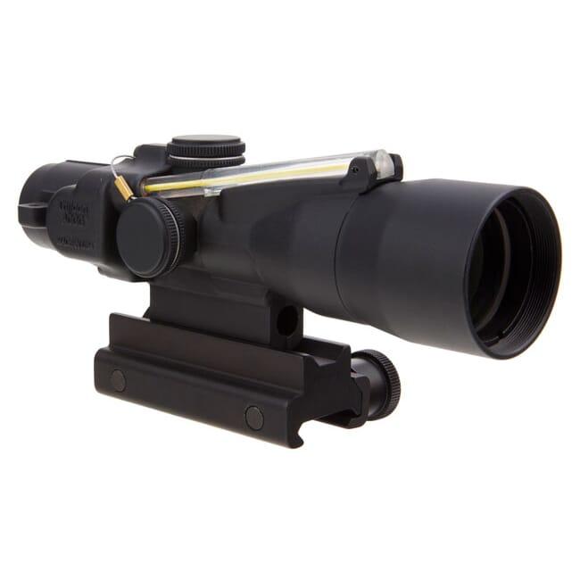 Trijicon 3x30 ACOG Amber Crosshair 300BLK 115/220gr 400162