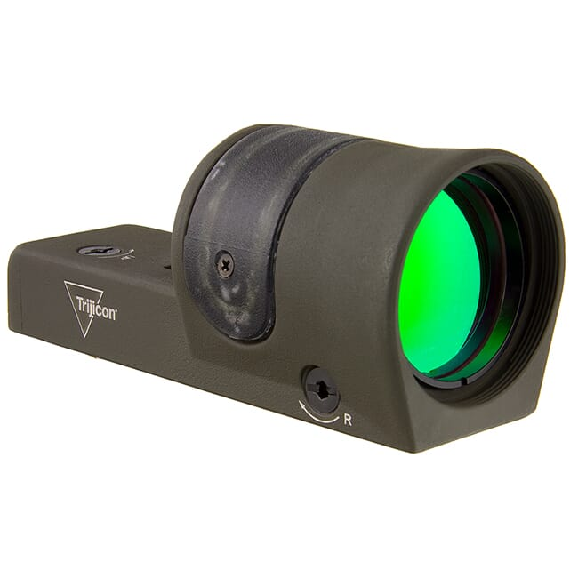 Trijicon 1x42 OD Green Reflex Sight RX30-C-800066