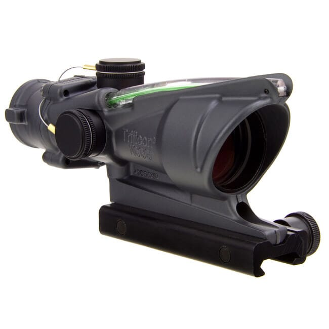 Trijicon ACOG 4x32 Green Crosshair .223 Gray 100378