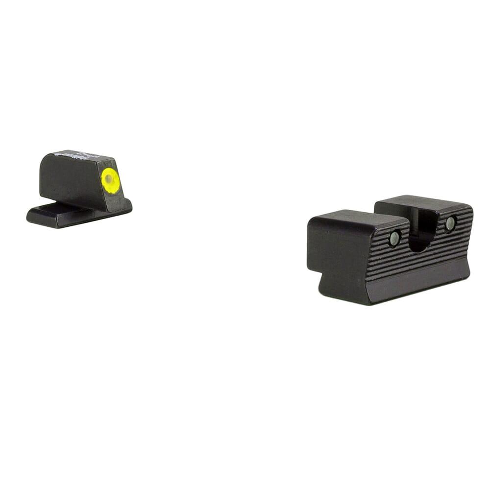 Trijicon HDXR Night Sight Set; Yellow - FN 509 FN604-C-600999