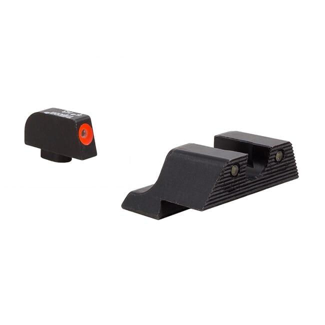 Trijicon HD XR Night Sight Orange Glock Models 42 & 43