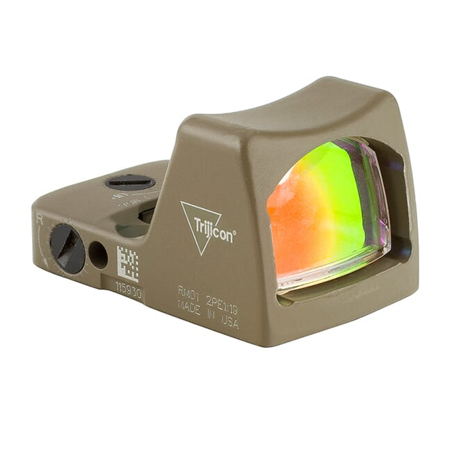 Trijicon 3.25 Red RMR Type 2 - CK FDE RM01-C-700624
