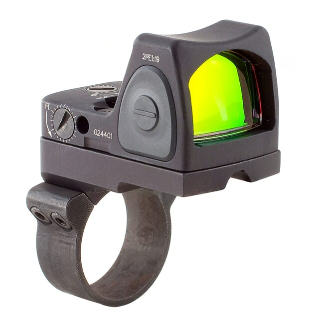 Trijicon RMR Adjustable LED Sight 6.50 MOA