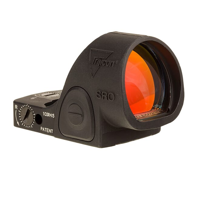 Trijicon SRO Sight Adjustable LED 5.0 MOA Red Dot SRO3-C-2500003