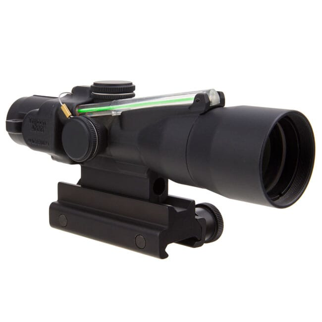Trijicon 3x30 ACOG Green Chevron 7.62x51mm/175gr 400128