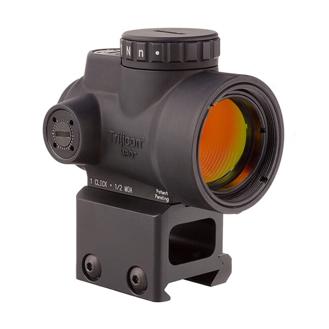 Trijicon MRO 2.0 MOA ADJ Green Dot w/ 1/3 Co-Witness Mount MRO-C-2200031