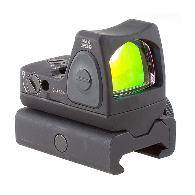 Trijicon 3.25 Adj Red RMR Type 2 - RM34W RM06-C-700675