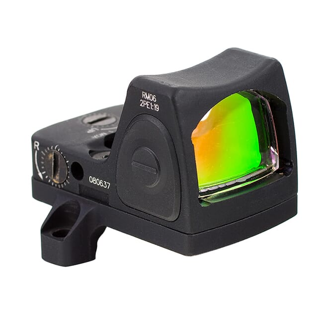 Trijicon 3.25 Adj Red RMR Type 2 - RM66 RM06-C-700693