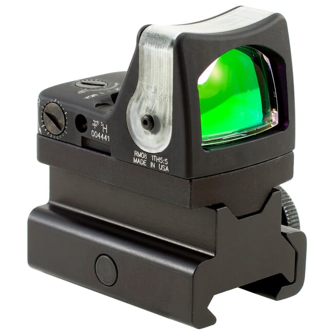 Trijicon RMR Dual Illuminated 12.9 MOA Green RM34 Mount