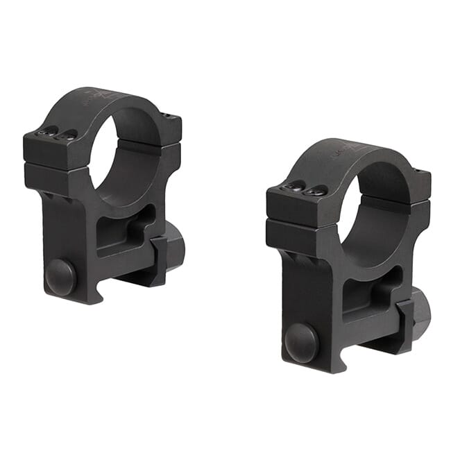 Trijicon 1 inch Extra High Steel Rings TR102