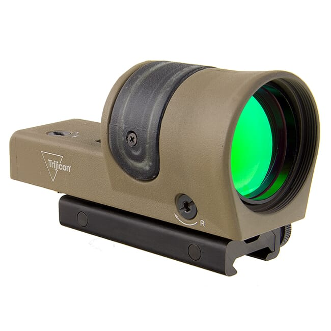 Trijicon 1x42 FDE Reflex Sight RX34-C-800109