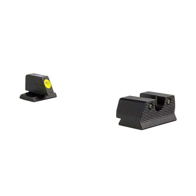 Trijicon HD XR Night Sight-Yellow-FNH 9 FN602-C-600885