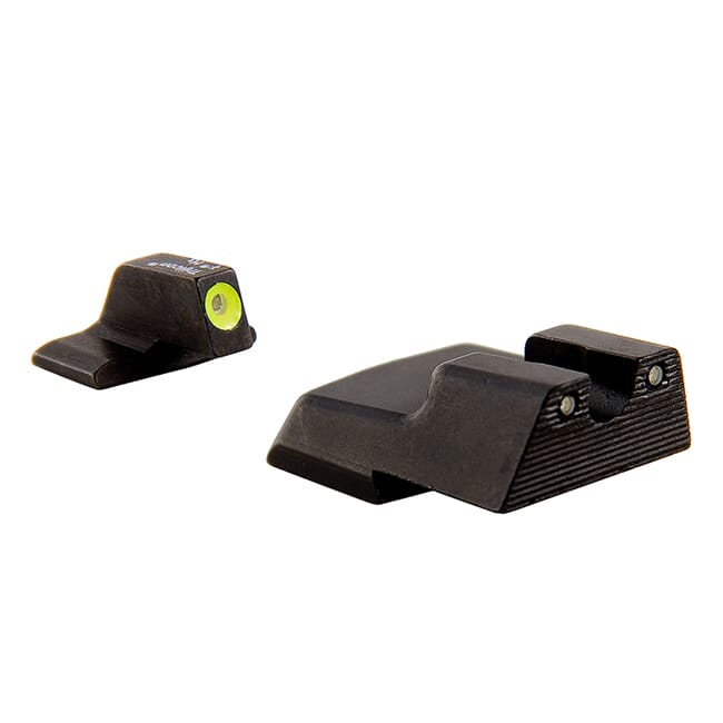 Trijicon H&K P30 & 45C & VP9 HD Night Sight Yellow HK110Y
