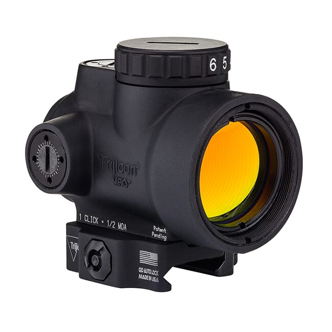 Trijicon MRO 2.0 MOA ADJ Green Dot w/ Low QR Mount MRO-C-2200032