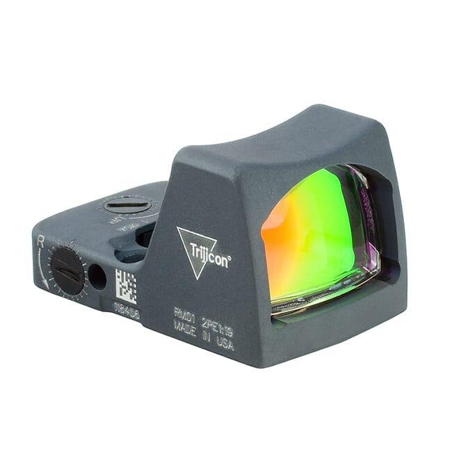 Trijicon 6.5 Red RMR Type 2 - CK Gray RM02-C-700643