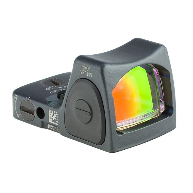 Trijicon 3.25 Adj Red RMR Type 2 - CK Gray RM06-C-700694