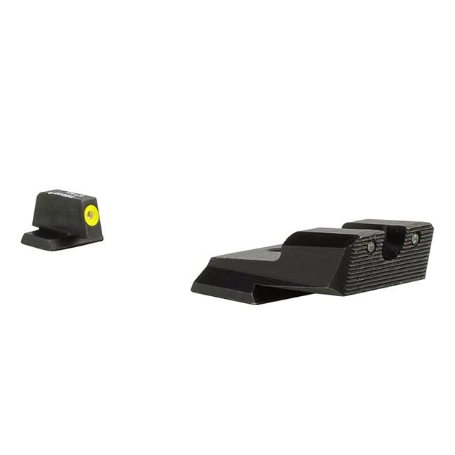 Trijicon HD XR Night Sight Yellow S&W, M&P, SD9, VE, SD40 VE