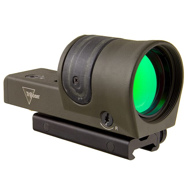 Trijicon 1x42 OD Green Reflex Sight RX34-C-800108