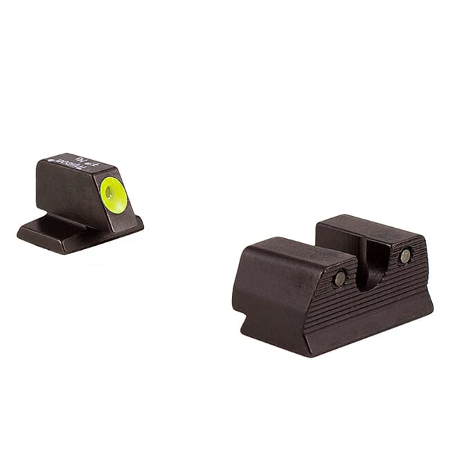 Trijicon Beretta 92A1 & 96A1 HD Night Sight Yellow BE113Y