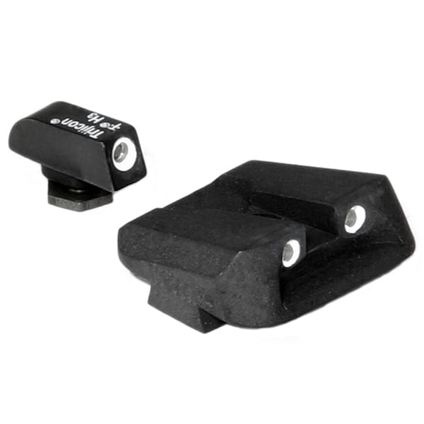 Trijicon Bright & Tough Night Sight Set with Novak Rear Sights for All Glock® Models GL11 600237