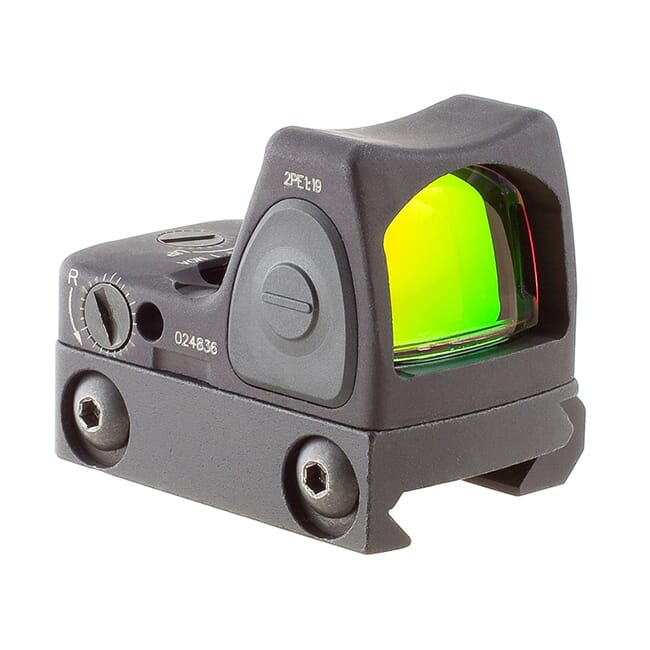 Trijicon 1.0 Adj Red RMR Type 2 - RM33 RM09-C-700746