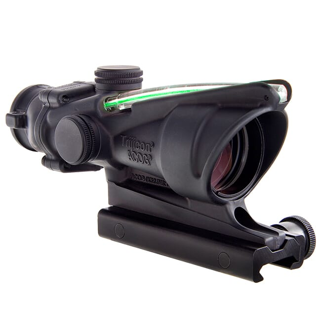 Trijicon ACOG 4x32 Green Chevron M193 100290