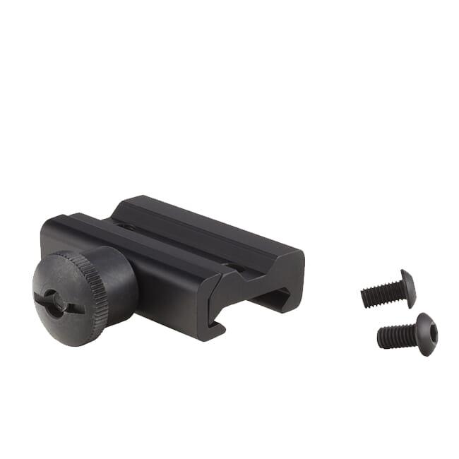 Trijicon Compact ACOG® Low Picatinny Mount w/Colt Knob.  MPN AC12038