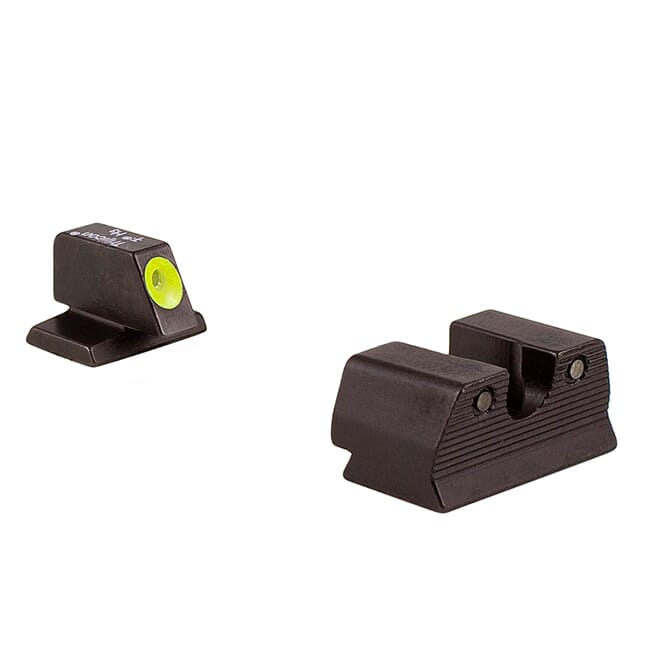 Trijicon FNH .40 HD Night Sight Yellow FN101-C-600676