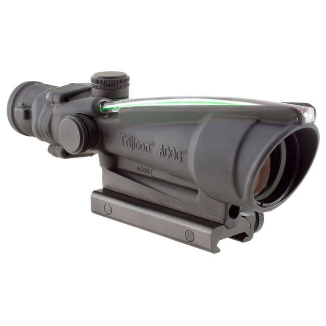 Trijicon 3.5x35 ACOG Green Chevron M193 100293