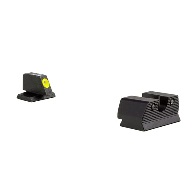 Trijicon HD XR Night Sight Set Yellow Front Outline