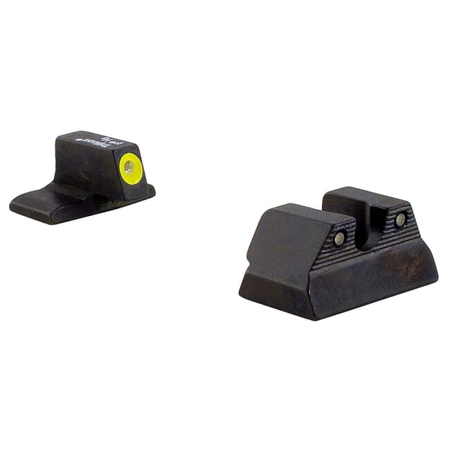 Trijicon H&K P2000 HD Night Sight Yellow HK109Y