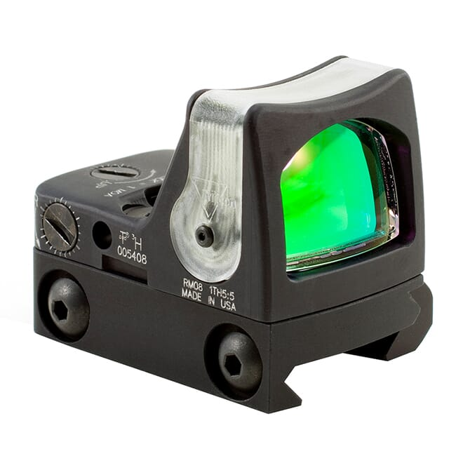Trijicon RMR Dual Illuminated 12.9 MOA Amb Triangle RM33