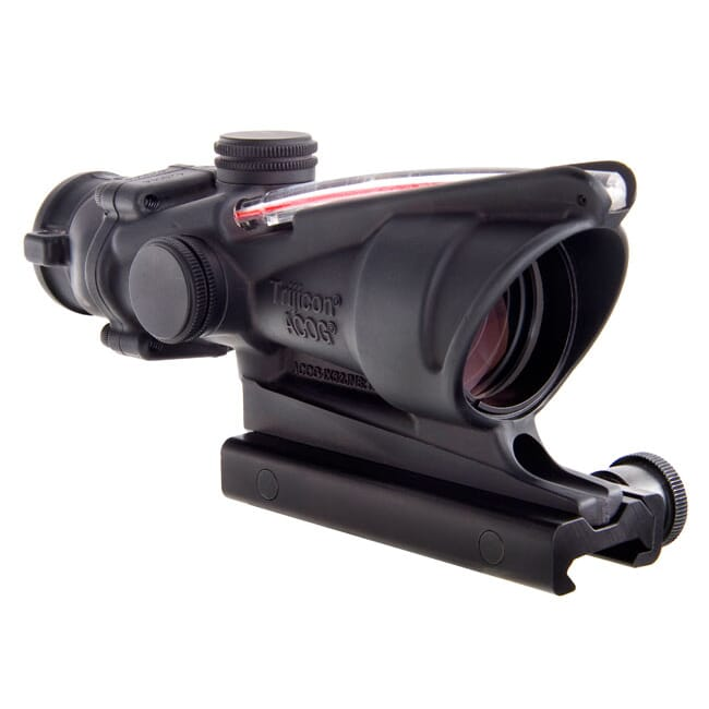 Trijicon TA31-CH ACOG 4x32 Dual Illum Red Crosshair 223 Ballistic Reticle w/TA51 mount - Trijicon ACOG