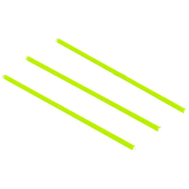Trijicon Iron Sight Replacement Fiber - Grn 3 Pk AC50009