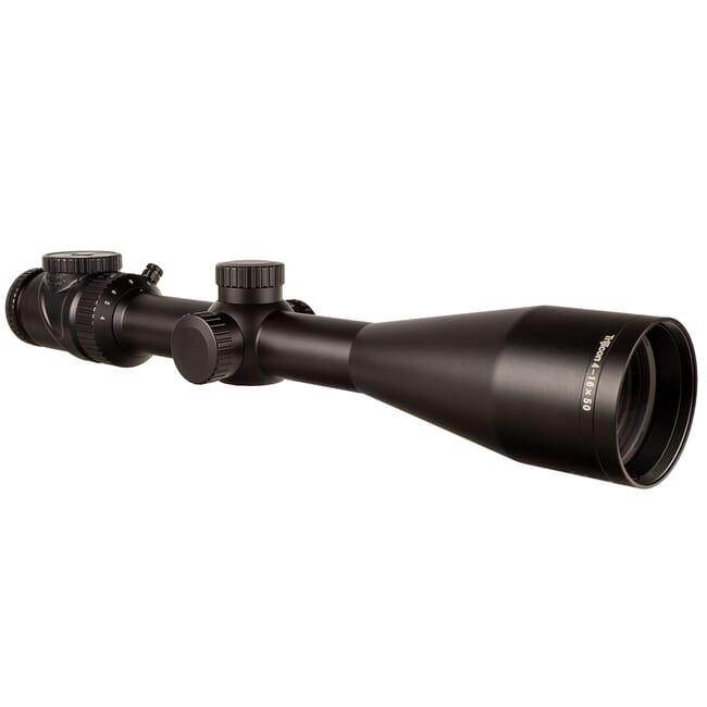 Trijicon AccuPoint 4-16x50 w/ BAC, Green Triangle Post Reticle, 30mm, Satin Black Riflescope 200145