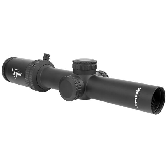 Trijicon Credo 1-4x24 SFP w/ Green BDC Segmented Circle .223 / 55gr, 30mm, Matte Black Riflescope 2900014