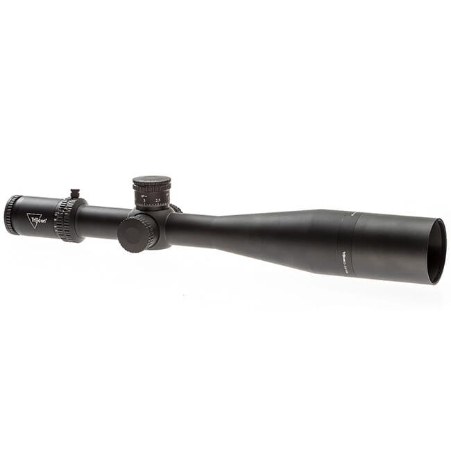 Trijicon Tenmile 5-50x56 Extreme Long-Range w/ Red/Green MOA Long Range, 34mm, Matte Black Riflescope 3000016