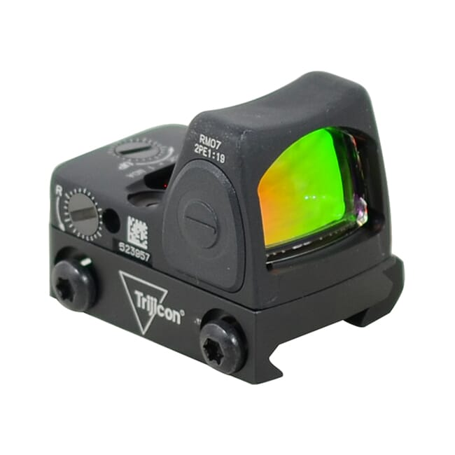 Trijicon 6.5 Adj Red RMR Type 2 - RM33 RM07-C-700680 USED Excellent condition
