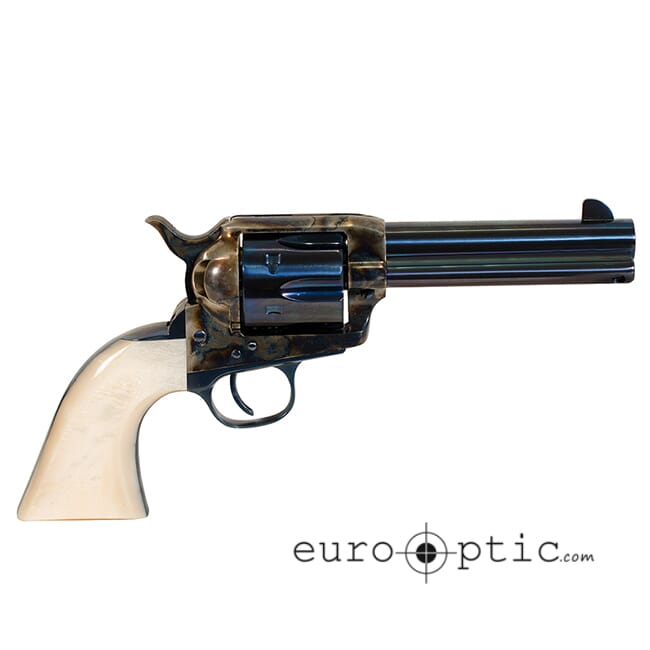 Uberti 1873 Cattleman Frisco NM Charcoal Blue, Pearl Style Grip 356117